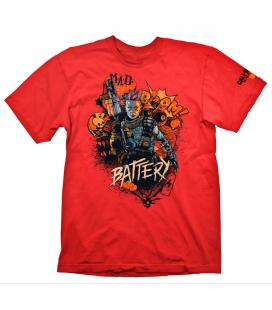 Camiseta Battery  Call of Duty Black Ops 4 - Imagen 1