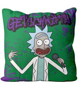 Cojin Get Schwifty Rick and Morty - Imagen 1