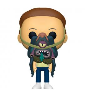 Figura POP Rick and Morty - Morty with Glorzo - Imagen 1