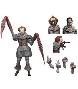 Figura Ultimate Pennywise The Dancing Clown IT 18cm - Imagen 1