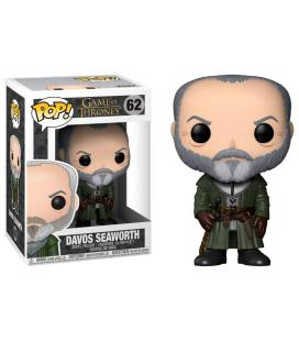 Figura POP Game of Thrones Ser Davos Seaworth - Imagen 1