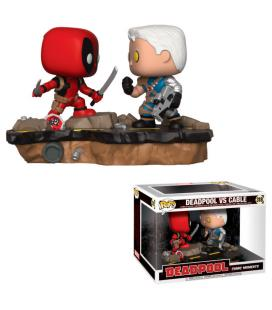 Figura POP Marvel Deadpool vs Cable - Imagen 1