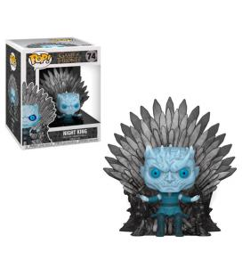 Figura POP Juego de Tronos Night King Sitting on Throne - Imagen 1
