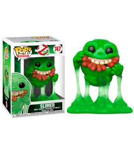 Figura POP Ghostbusters Slimer with Hot Dogs - Imagen 1