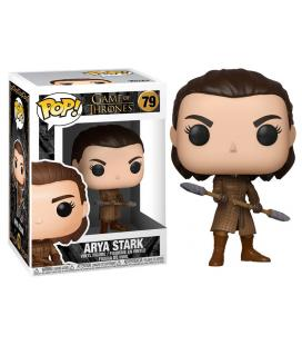 Figura POP Juego de Tronos Arya with Two Headed Spear - Imagen 1