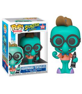 Figura POP Sponge Bob Squidward in Camping Gear - Imagen 1