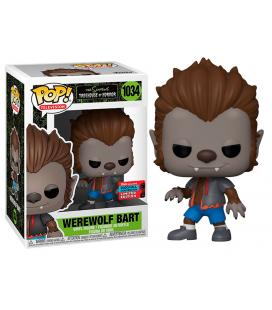Figura POP The Simpsons Werewolf Bart Exclusive - Imagen 1