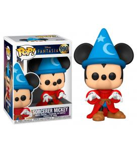 Figura POP Disney Fantasia 80th Sorcerer Mickey - Imagen 1