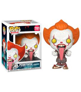 Figura POP IT Chapter 2 Pennywise with Dog Tongue - Imagen 1