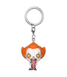 Llavero Pocket POP IT Chapter 2 Pennywise with Dog Tongue - Imagen 1