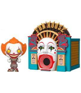 Figura POP IT 2 Demonic Pennywise with Funhouse - Imagen 1
