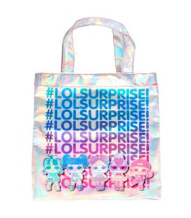 Bolso shopping iridiscente LOL Surprise - Imagen 1