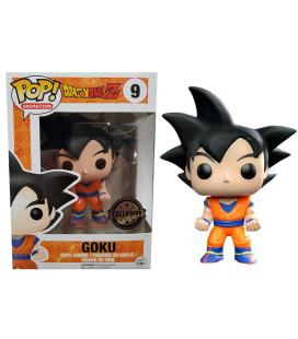 Figura POP Dragon Ball Z Black Hair Goku Exclusive - Imagen 1