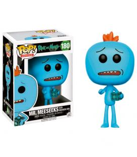 Figura POP Rick & Morty Mr Meeseeks Exclusive - Imagen 1