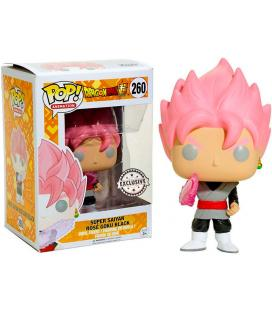 Figura POP Dragonball Z Super Saiyan Rose Goku Exclusive - Imagen 1