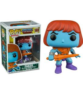 Figura POP Masters Of The Universe Faker Exclusive - Imagen 1