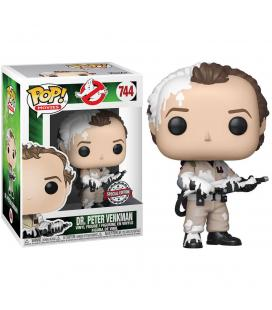 Figura POP Ghostbusters Dr. Peter Venkman Marshmallow Exclusive - Imagen 1