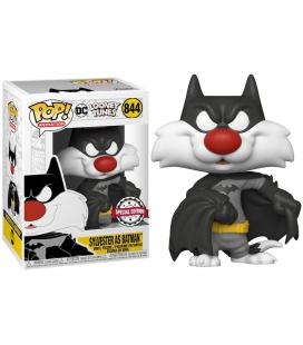 Figura POP Looney Tunes Sylvester as Batman Exclusive - Imagen 1