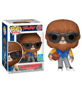 Figura POP Teen Wolf Scott Howard Exclusive SDCC - Imagen 1