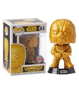 Figura POP Star Wars Chewbacca Exclusive - Imagen 1