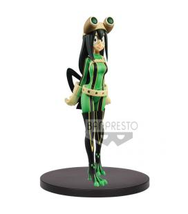 Figura Tsuyu Asui My Hero Academia Age of Heroes-Froppy and Uravity 15cm - Imagen 1