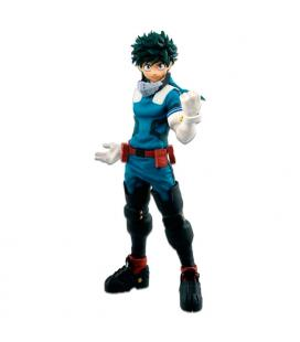 Figura Izuku Midoriya Fighting Heroes feat Ones Justice My Hero Academia 24cm - Imagen 1