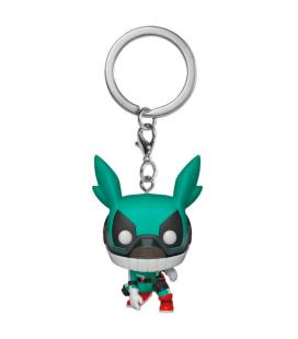 Llavero Pocket POP My Hero Academy Deku with Helmet - Imagen 1