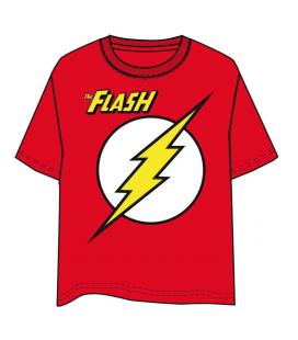 Camiseta Flash DC Comics infantil
