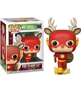 Figura POP DC Holiday Rudolph Flash