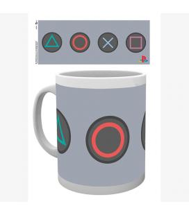 Taza Playstation Buttons - Imagen 1