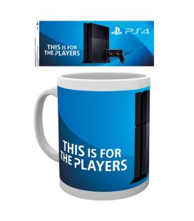 Taza Playstation PS4 console - Imagen 1