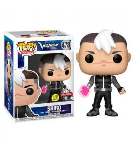 Figura POP Voltron Shiro with Normal Clothes Exclusive - Imagen 1