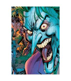 Puzzle Joker Crazy Eyes DC Comics 1000pzs