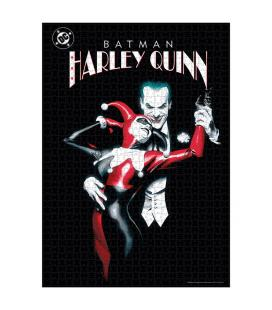 Puzzle Joker and Harley Quinn DC Comics 1000pzs