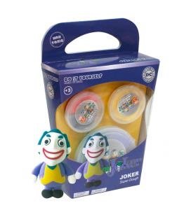Plastilina Super Dough Joker DC Comics DIY