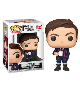 Figura POP Umbrella Academy Number Five - Imagen 1