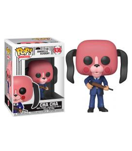 Figura POP Umbrella Academy Cha Cha with mask - Imagen 1