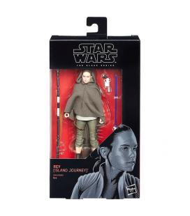 Figura Rey Island Journey Episode VIII Star Wars 15cm - Imagen 1