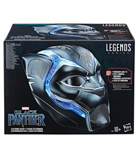 Casco Electronico Black Panther Marvel Legends - Imagen 1