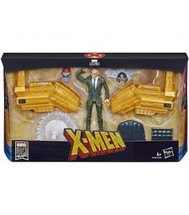 Figura + vehiculo Profesor X X-Men Marvel Legends 15cm