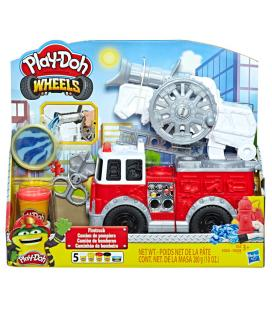 Camion de Bomberos Wheels Play-Doh