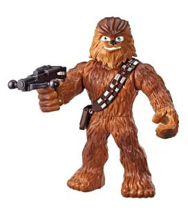 Figura action Mega Mighties Chewbacca Star Wars 25cm - Imagen 1