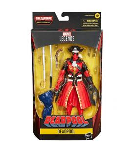 Figura Deadpool Provolone Marvel Legends 15cm - Imagen 1