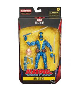 Figura Deadpool Goat Marvel Legends 15cm - Imagen 1