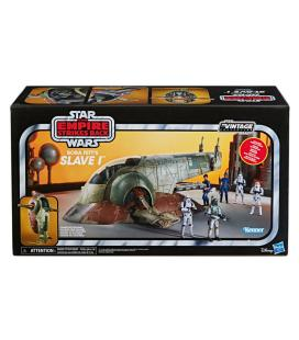 Replica Nave Slave 1 Star Wars Vintage Collection - Imagen 1