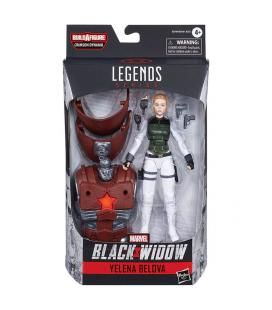 Figura Legends Yelena Belova Black Widow Marvel 15cm - Imagen 1