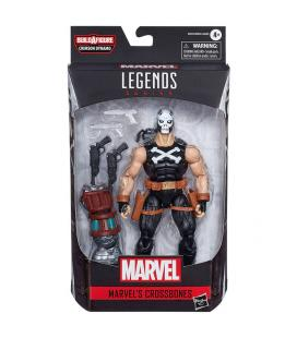 Figura Legends Marvel Crossbones Black Widow Marvel 15cm - Imagen 1