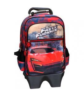 Trolley Fast and Furious 55cm - Imagen 1