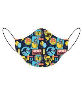 Mascarilla infantil reutilizable Jurassic World