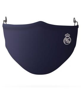 Mascarilla reutilizable Escudo Real Madrid infantil